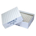 VWR LN2 Cryogenic freezer box